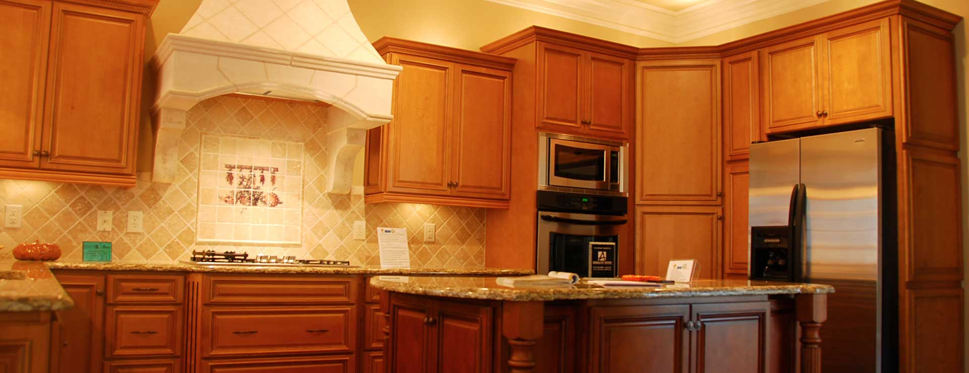 Kitchen cabinets 3 for Charlotte kitchen cabinets